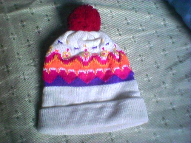 宝宝的帽帽