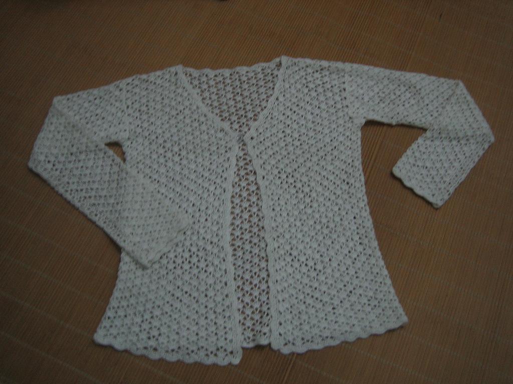 4股白色棉线