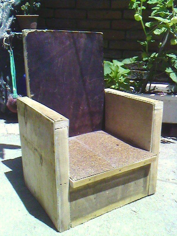 椅子订好了!