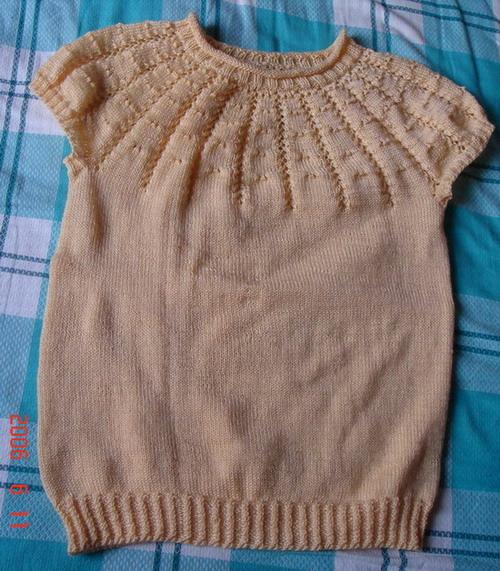 丝光棉织的群服