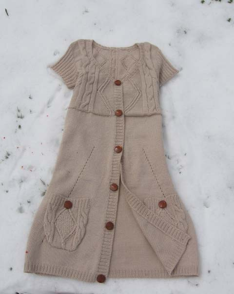白色短袖裙款毛衣2.jpg