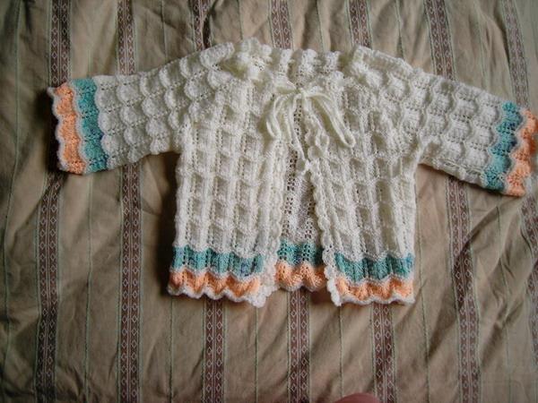 棒针婴儿裤子图解