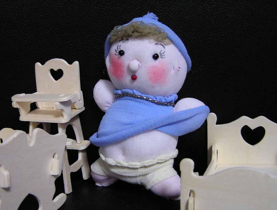 第二个娃娃