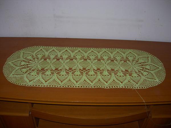 绿色长桌布.JPG