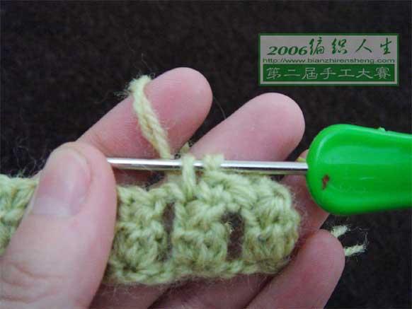 基本花样2:锁针