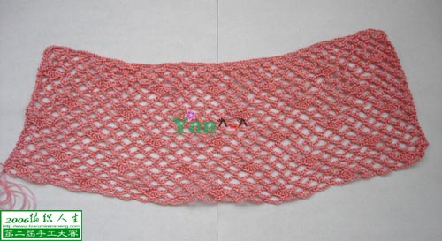 编织过程3(袖子)