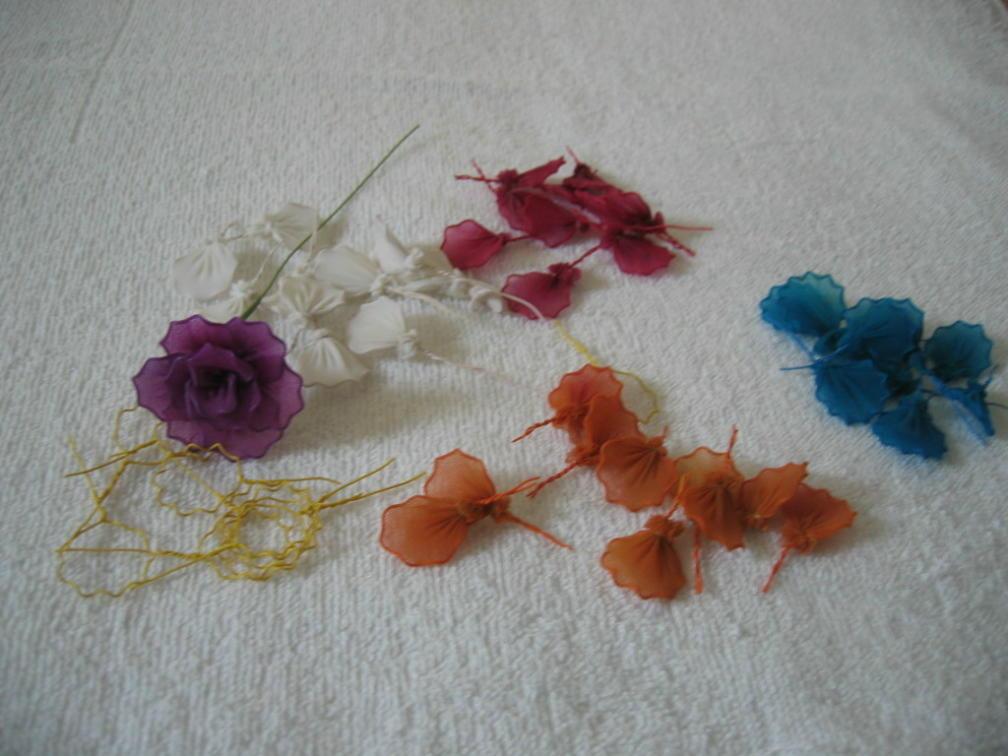 再试试看这些可爱的小花瓣