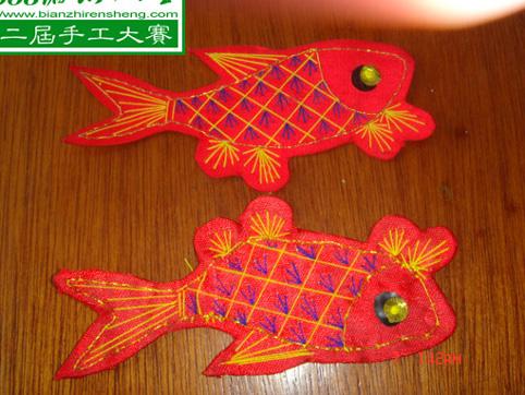 红鲤鱼的制作过程7