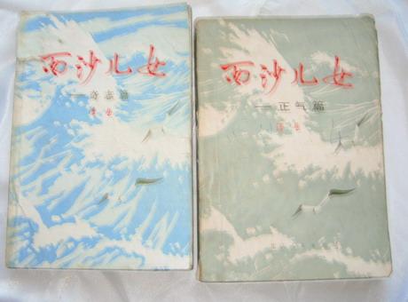 小时候读的第一本散文小说.