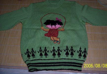 提花毛衣3