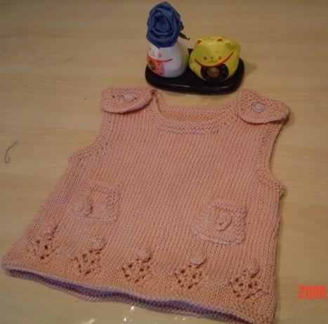 第二件 粉色小裙裙