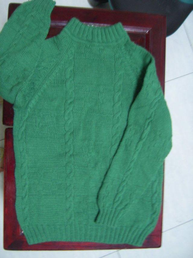 羊绒羊毛的外套