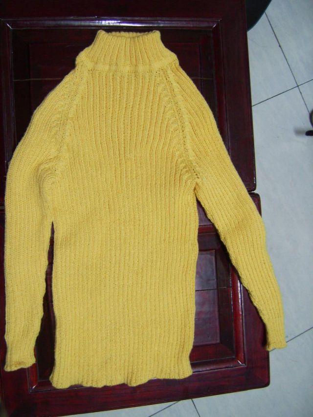 意大利羊毛的弹力衫