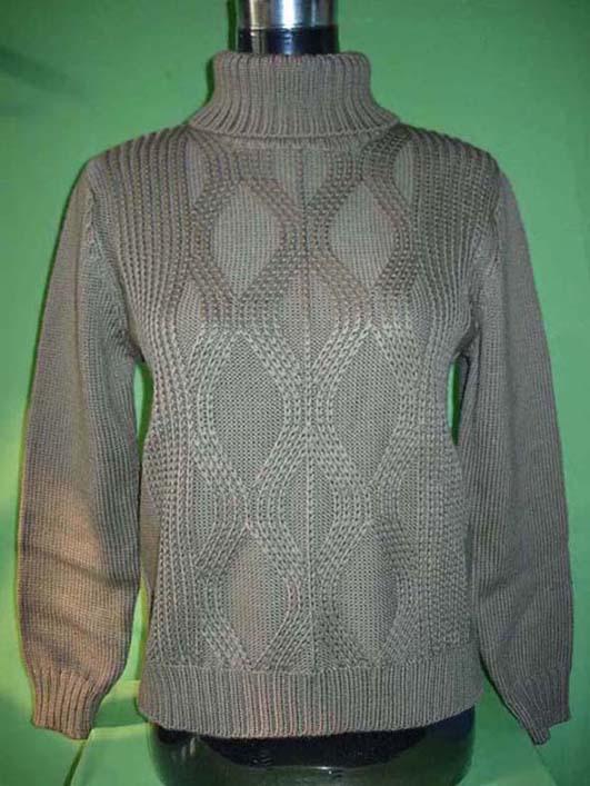 此款用的是本店的香港意朗尼全毛中粗线织的