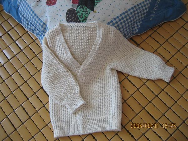 纯棉纱宝宝衣