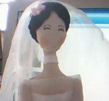 婚纱娃娃:)