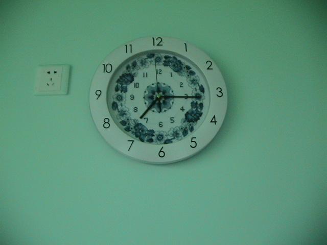 第一件作品:挂钟