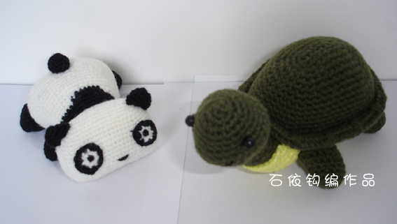 趴趴熊&乌龟