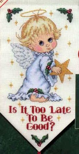 0可爱圣诞天使挂饰成品图.JPG