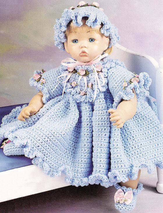 可爱的娃娃