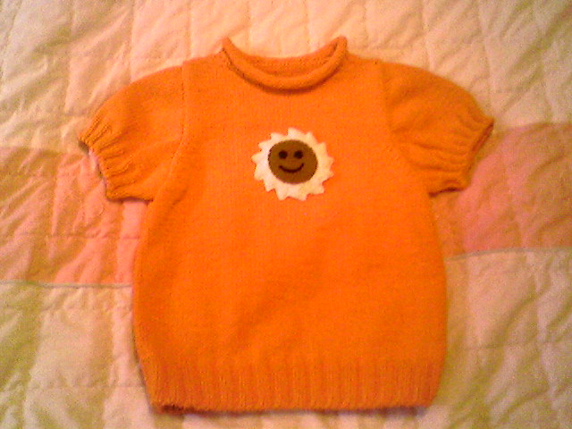 迷云家的橙色圆棉织的