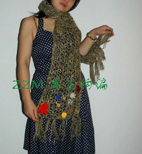 草绿小花围巾.jpg