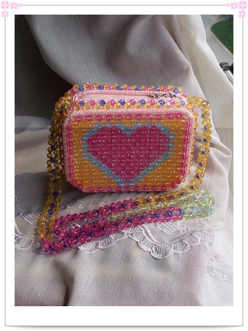 串珠儿童包