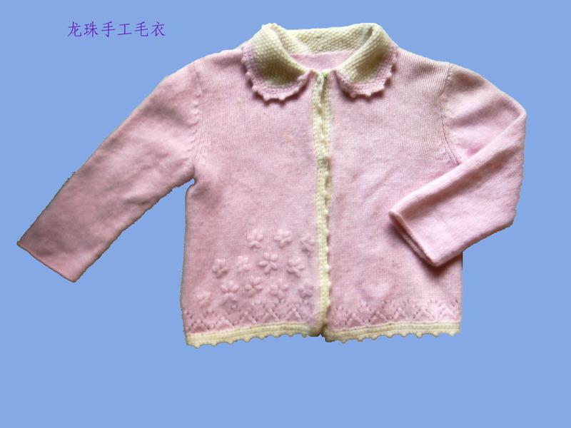 是雨妈的兔羊毛织的,穿了一个冬天了,孩子很喜欢。