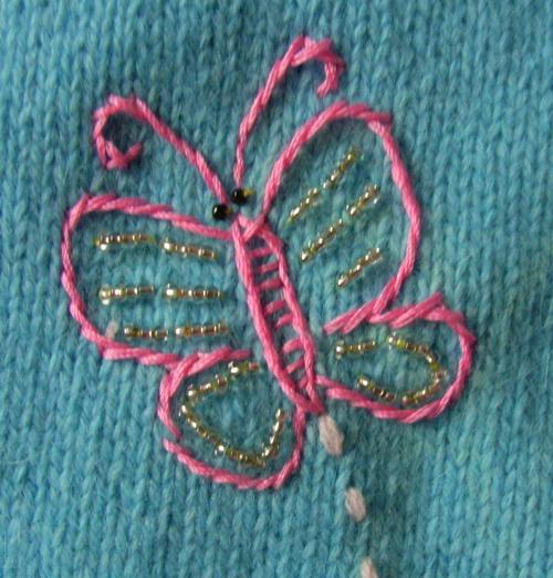 第二只蝴蝶