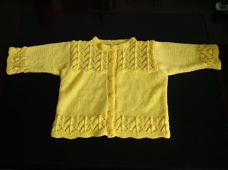 嫩黄色丝光棉的小衣衣