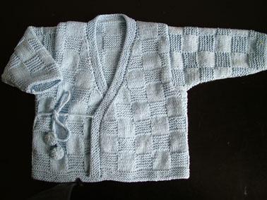 3股圆棉的宝宝衣