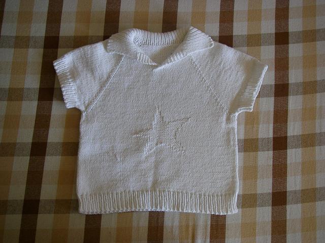 我给儿子织的