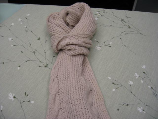 又是老公的围巾