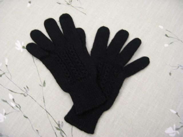 老公的手套