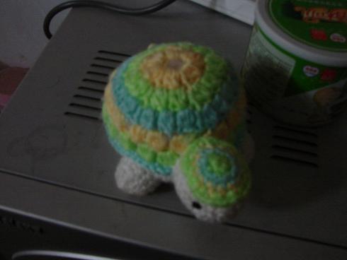 我钩的小龟
