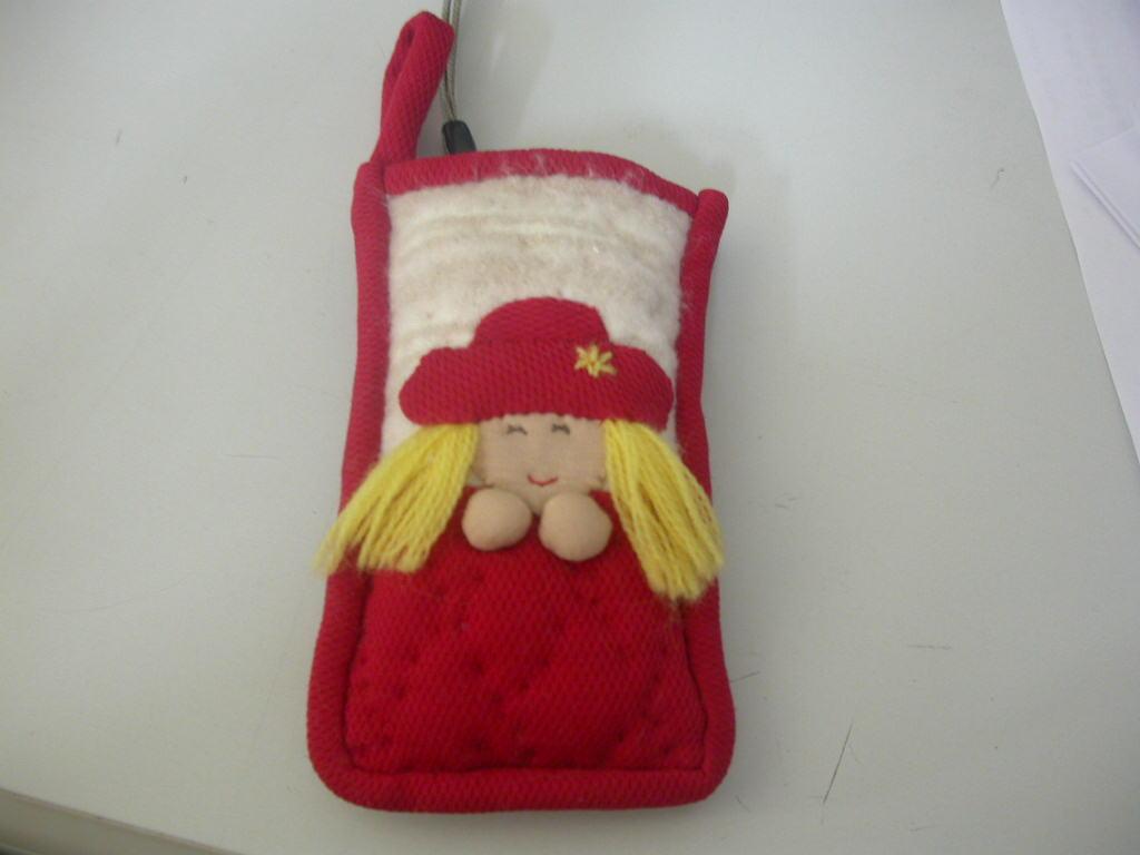 小女孩手机包