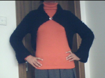 小外套,很暖和