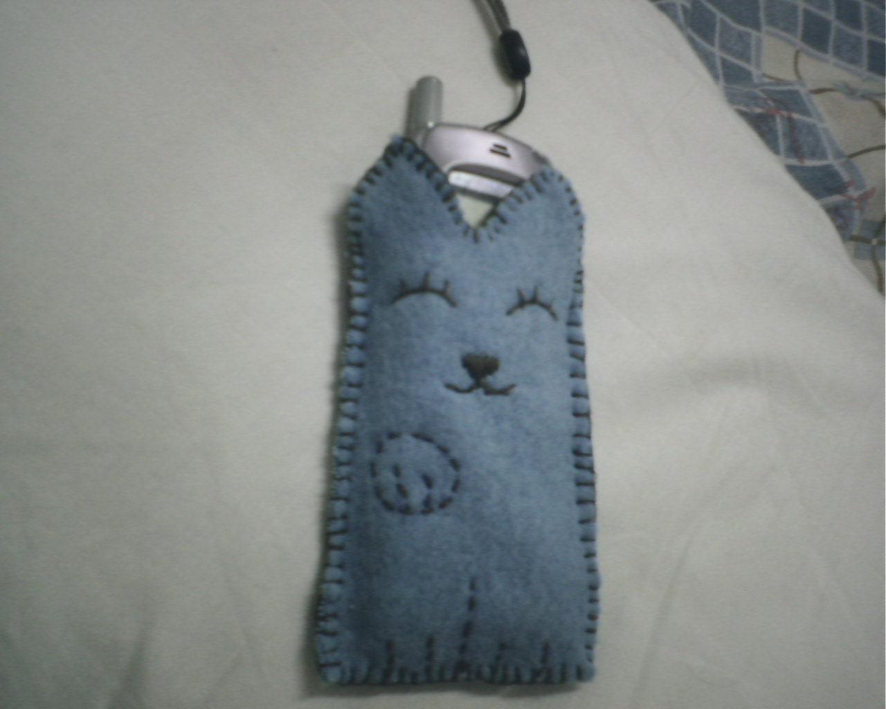 猫咪手机包