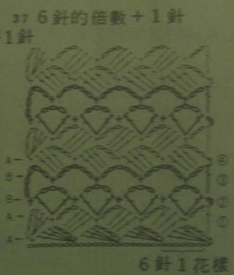 红色背心裙图解1(很旧的书上找的)