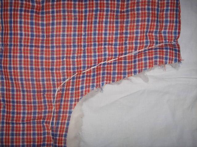8.这是局部,是用回针的方法缝的
