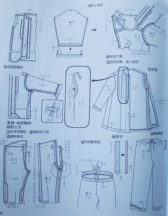 论坛 69 手工diy俱乐部 69 服装设计与裁剪 69 求冬天穿的棉