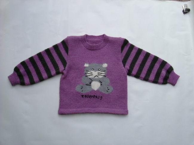 儿童毛衣6