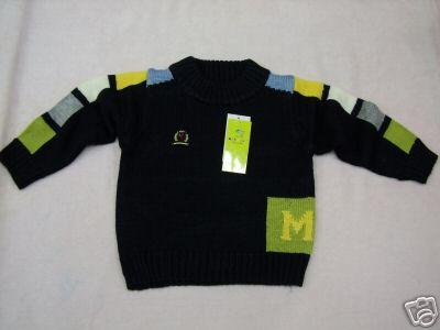 儿童毛衣7