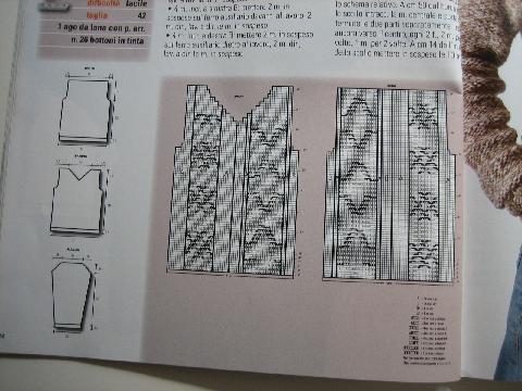 图解不是很清楚 但编织方法应该不困难