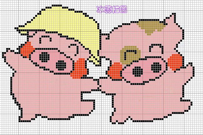俩猪.JPG