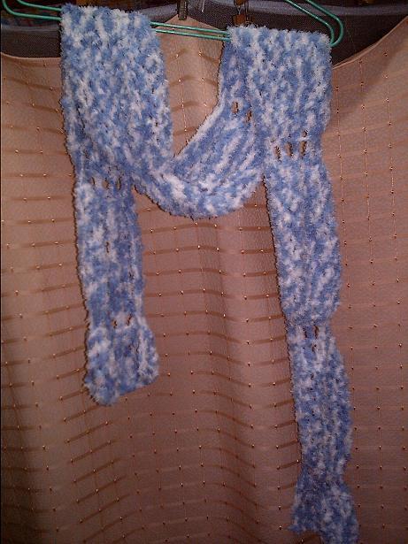 糖葫芦围巾