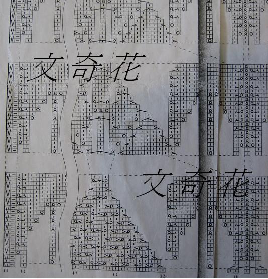 樹葉圍巾圖解2.JPG
