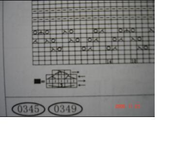 """这张是上张图解中""""黑点""""针法的放大图"""