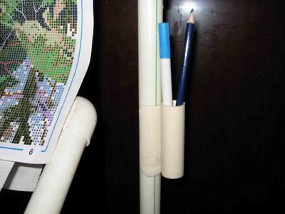 可以旋转的笔筒