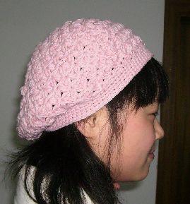 迷云的30元羊毛合双股钩的帽子,效果还不错
